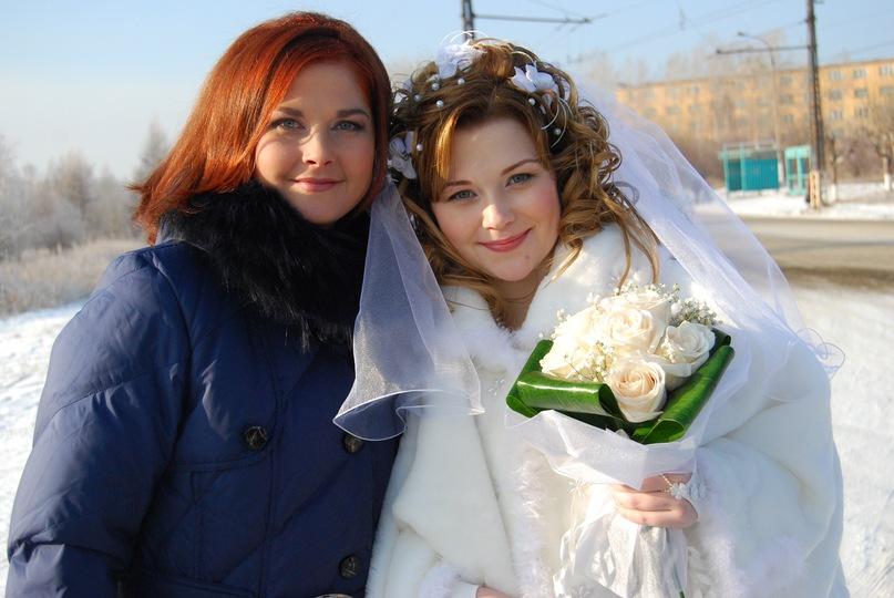 Прическа для сестры невесты